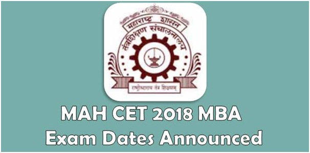 Mah Cet 2018 Mba Entrance Exam Dates Announced College