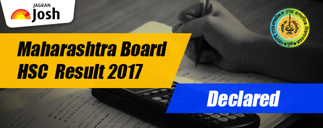 Maharashtra HSC Result 2017 Released, Get your score @ mahresult.nic.in