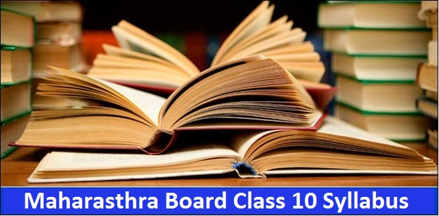 Maharashtra State Board Class 10th Syllabus 2019-20