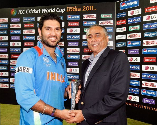 List Of Man Of The Match And Man Of The Tournament Winners