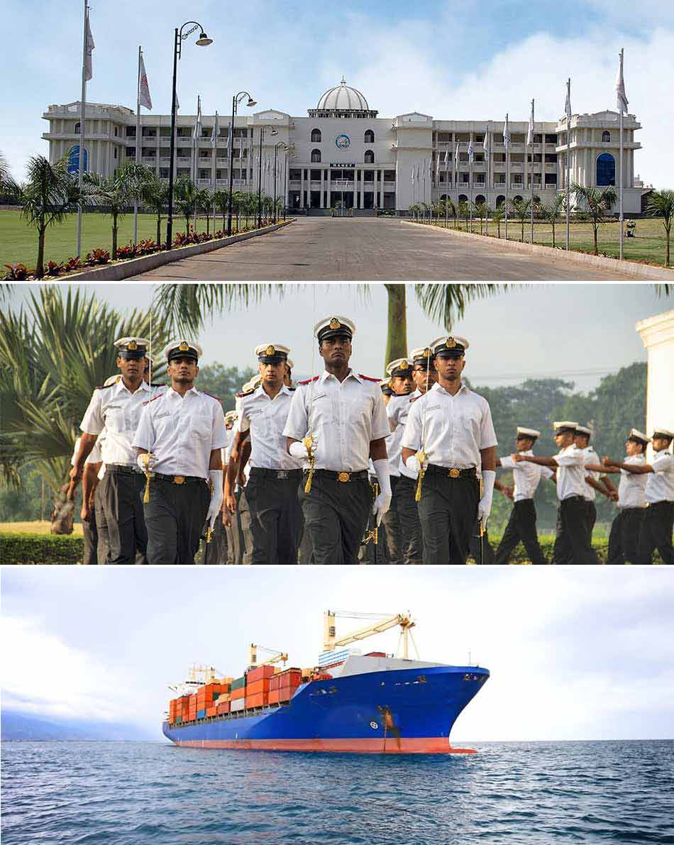 all merchant navy institute in mathura