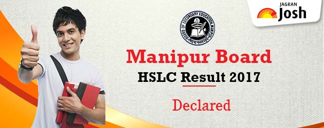 Manipur HSLC Result 2017 declared, Live Now at manresults.nic.in