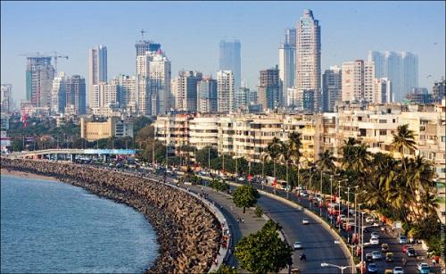 marin drive mumbai