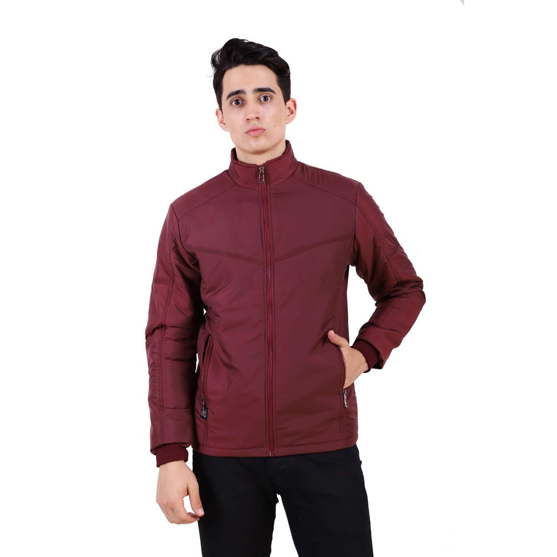 Maroon Stylish jacket
