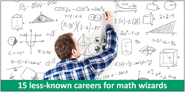 15 Career Options for Math Wizards