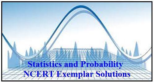 NCERT Exemplar Solution Class 10 Maths Chapter 13: MCQs