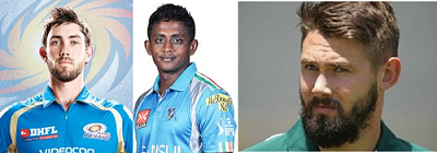 The top three Expensive players of IPL2013