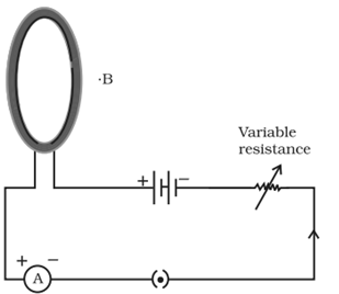 Magnetic Effects of Electric Current NCERT Exemplar Problems
