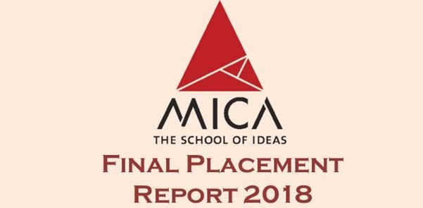 MICA Ahmedabad Final Placement Report 2017