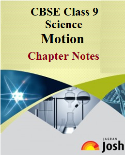 Motion revision notes, NCERT Science Chapter Notes, Chapter Notes for Class 9,