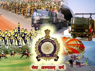 moto of indian army