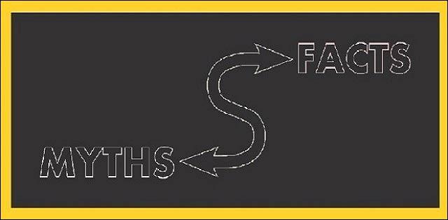 13 Myths about the IAS Exam