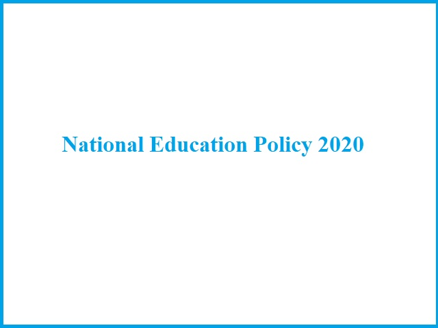 National Education Policy 2020: Groundbreaking Reform of 10+2 System of School Education to 5+3+3+4 Explained