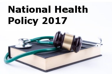 National Health Policy 2017