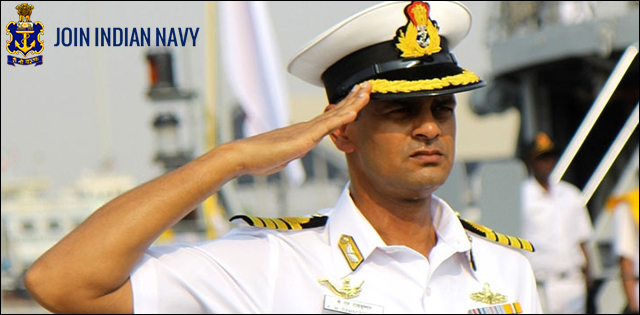 Join Indian Navy as Short Service Commission Officers