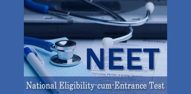 NEET 2019: Tips to manage stress before and on the exam day