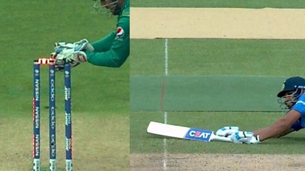 new run out rule in cricket