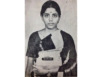 nirmala sitharaman in early days