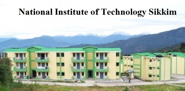 Opening and Closing rank of NIT Sikkim