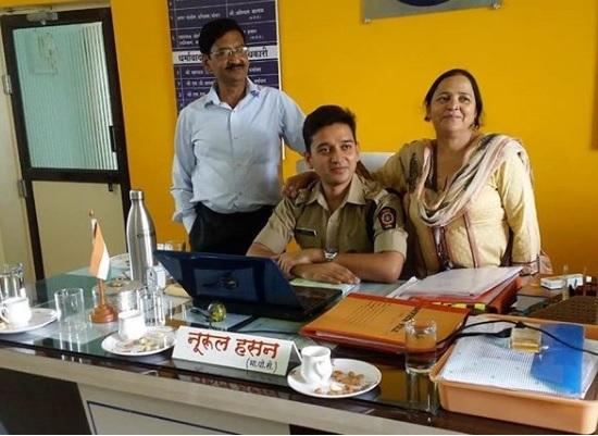 Positive India: UPSC क्लियर कर IPS बनने वाले Noorul Hasan की Success Story  ये सिखाती है कि सफलता किसी भी धर्म या आर्थिक स्थिति की मोहताज नहीं