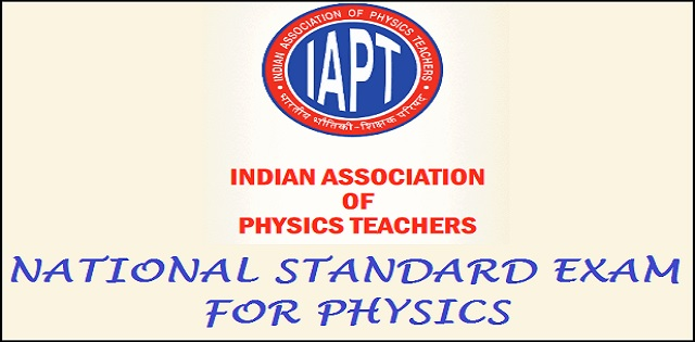 National Standard Examination in Physics