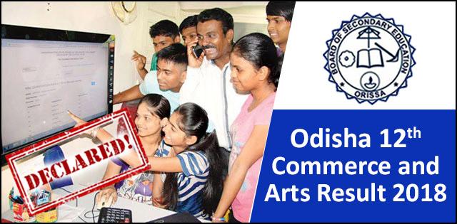 Odhisha Board Result