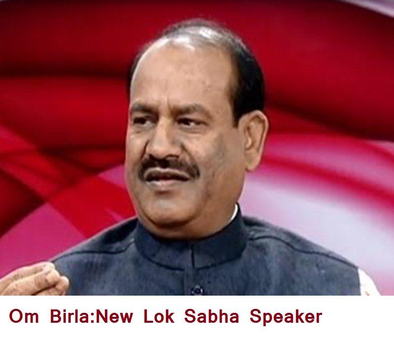 om birla speaker