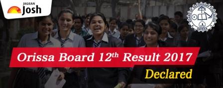Odisha Board Results Declared