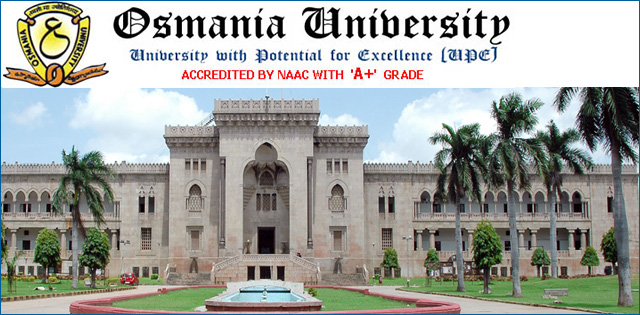 Osmania University Recruitment 2018