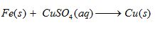 chemical series equation