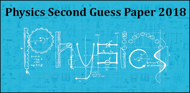 Class 12th Physics Solved Guess Paper