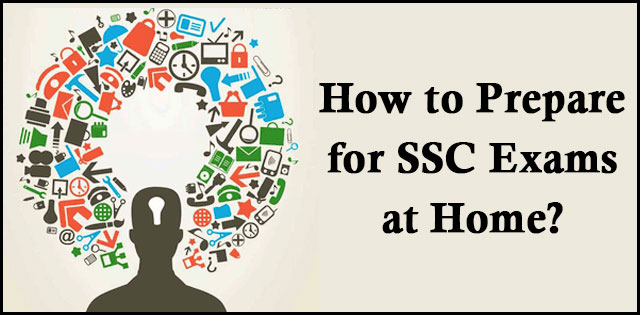 SSC preparation at home