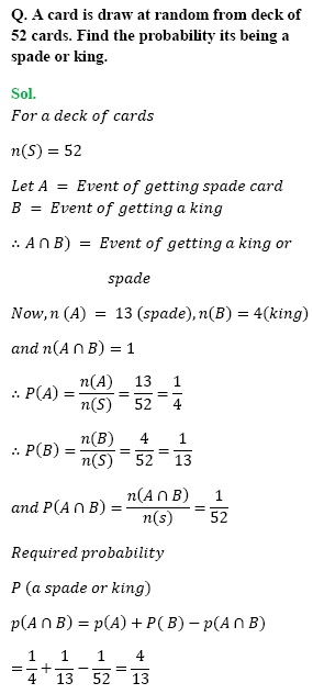 CBSE class 12th | Probability-tips & strategies