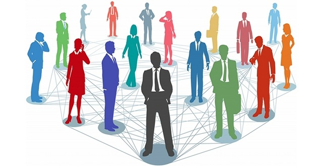 network is important for job