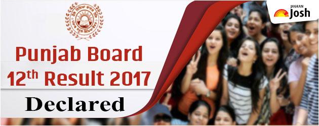 Punjab 12th Result Declared