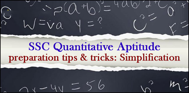 SSC Quantitative Aptitude tips