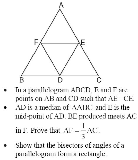 important geometry question Here you will find the tips & startegy and important questions for cbse class 10 mathematics, coordinate geometry questions mentioned are provided the marking scheme.