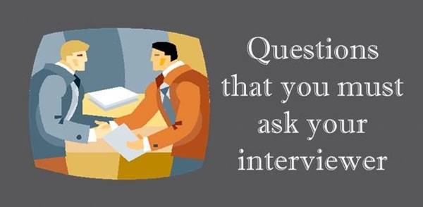 Job Interview: Questions that you must ask your interviewer