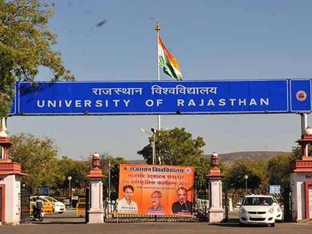 Rajasthan University Merit List 2019: First Merit List for Language