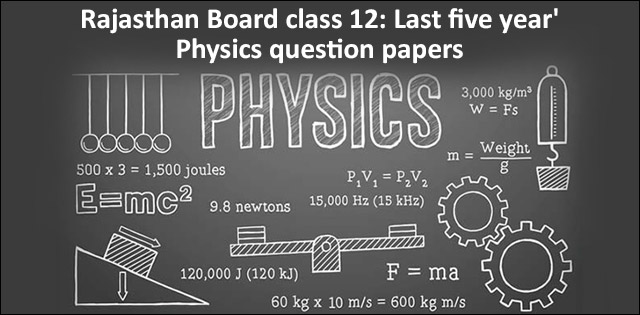 Physics question papers