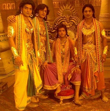 ram bharat lakshman shatrughan
