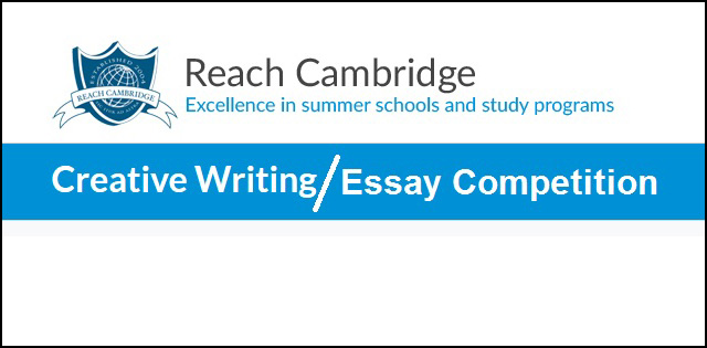 Reach Cambridge Essay Writing Competition