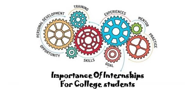 Reasons why internships are must for college students