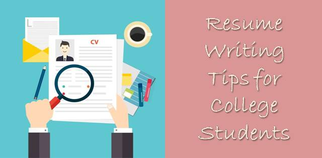 Resume Writing: Some basic rules to always keep in mind