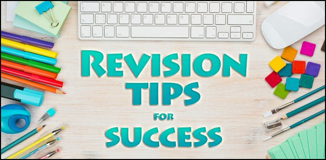 Strategies for Effective Revision