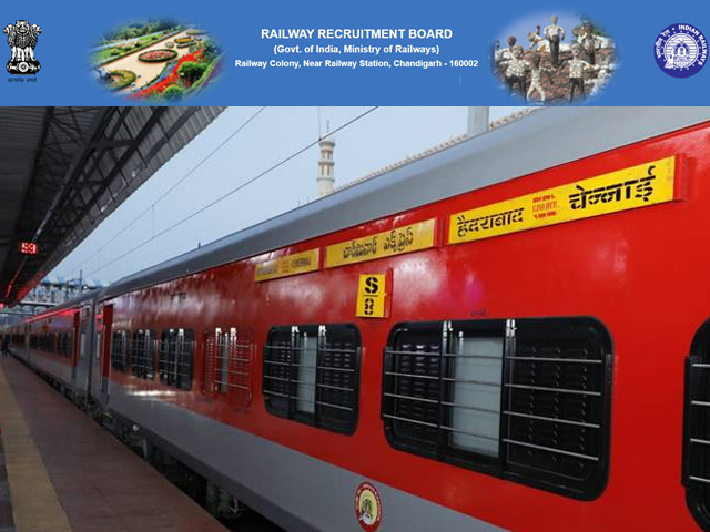 RRB NTPC RRC Group D RRB MI