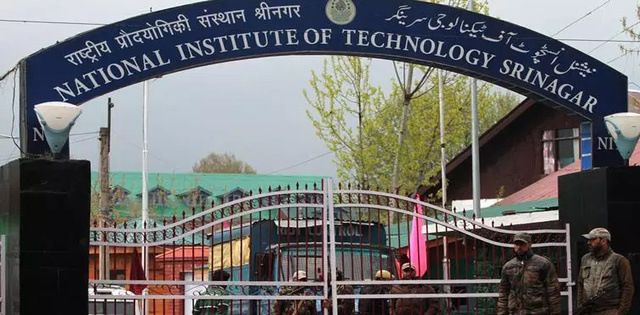 Opening & Closing Rank of NIT, Srinagar