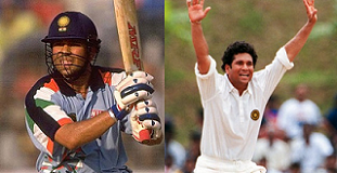 sachin in icc champions trophy 1998