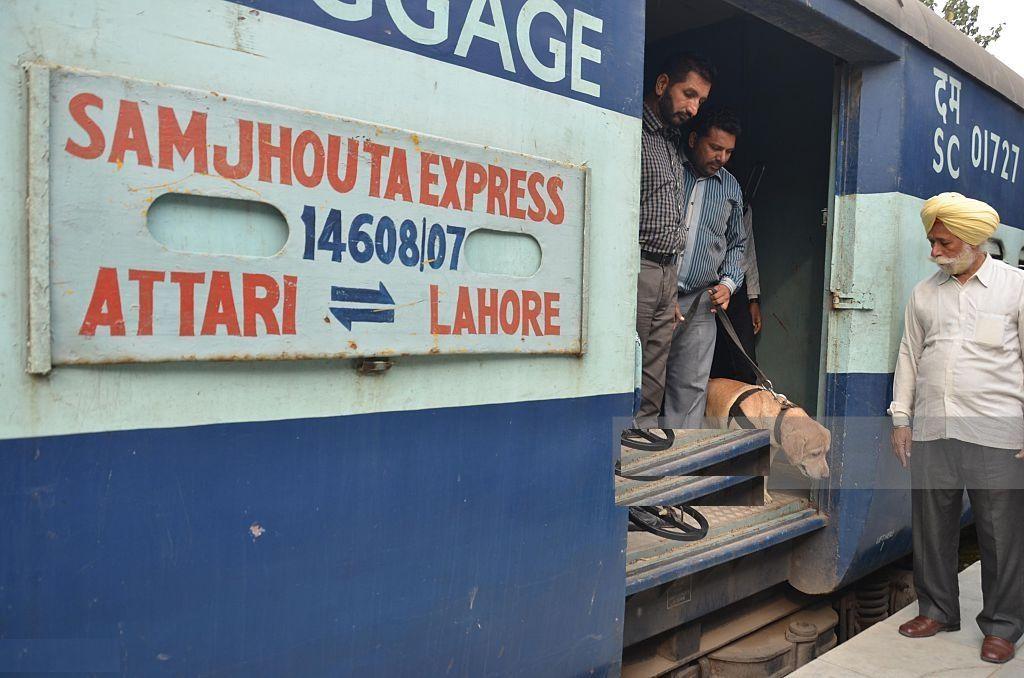 samjhauta-express
