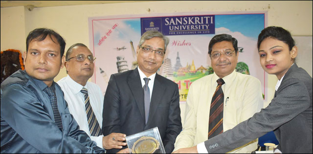 Sanskriti University celebrates World Tourism Day